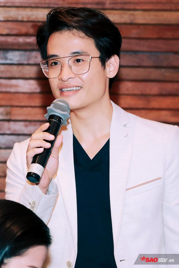 """""""Có thể khẳng định, tôi, Đông Nhi hay nhiều nghệ sĩ trẻ khác tham gia chương trình đều trân trọng sự tử tế. Nên sẽ không bao giờ hát dở được. Bởi mỗi câu hát được cất lên đều từ sự biết ơn và trân trọng""""."""