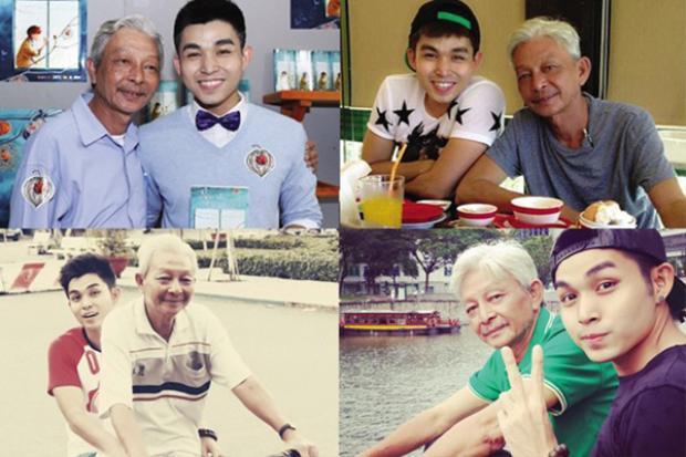 Với Jun, gia đình là tất cả.