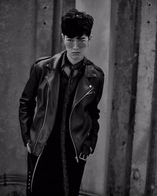 Gunn, 22 tuổi, từng làm người mẫu ở Hàn Quốc.