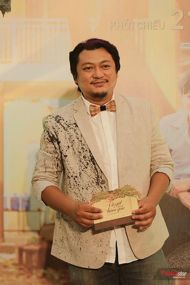 Đạo diễn Phan Gia Nhật Linh sung sướng khi bộ phim bắt đầu có dấu hiệu cháy vé trong ngày đầu tiên chiếu sớm - 14/07.