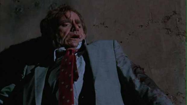 Ông tử vong ngay trong cảnh quay chiến đấu đầy nguy hiểm.