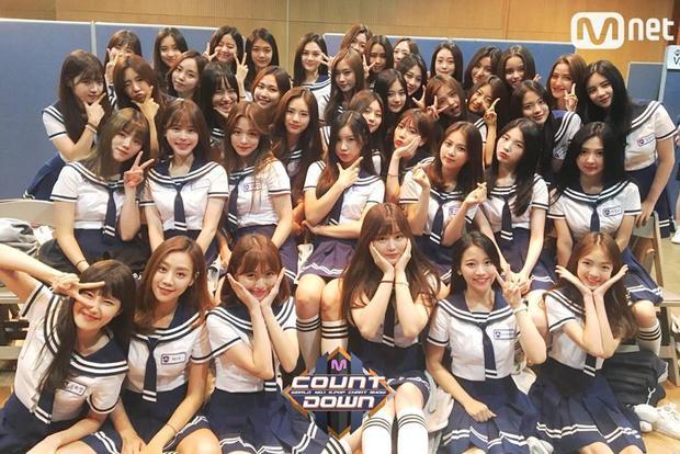 41 cô gái xinh đẹp, tài năng của Idol School.