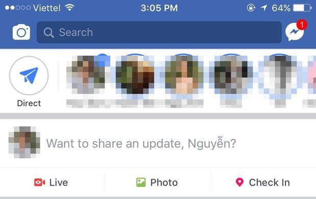 Bạn đã được facebook hỏi câu này chưa?