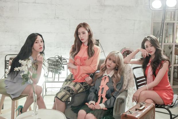 Được biết, các cô gái mới chỉ thu âm bài hát trong những ngày gần đây. Liệu rằng sắp tới T-ara có còn mang đến điều bất ngờ gì cho các fan?