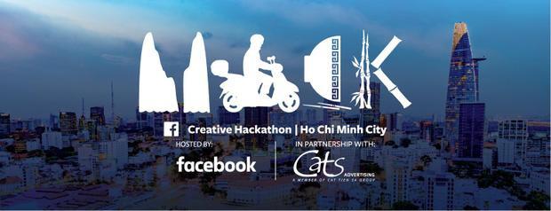 Facebook Creative Hackathon dành cho những bạn trẻ có đam mê thiết kế và sáng tạo trong các video quảng cáo.