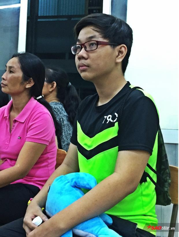 Dù gặp nhiều khó khăn nhưng 8 năm liền Minh Quangluôn đạt danh hiệu học sinh khá - giỏi.
