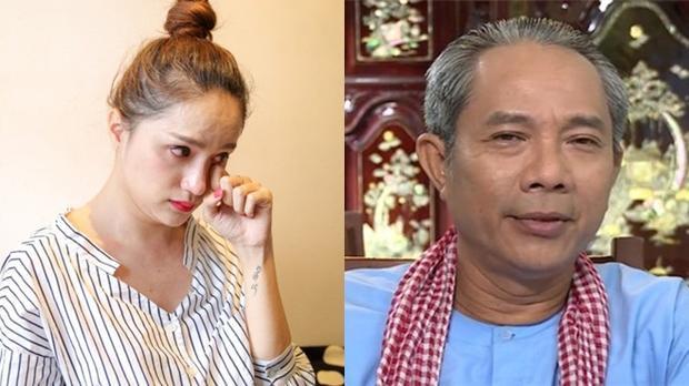 Hương Giang từng có buổi nói chuyện trực tiếp để nhận lỗi và liên tục gửi lời xin lỗi đến nghệ sĩ Trung Dân.