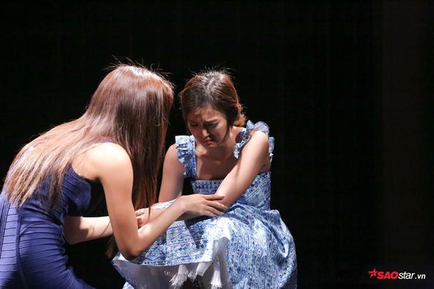Khiến đạo diễn Nguyễn Quang Dũng rơi nước mắt, Trúc Anh chiến thắng thử thách diễn xuất