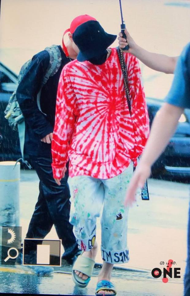 Ăn mặc ngày càng thảm họa, ông hoàng thời trang G-Dragon một thời nay còn đâu