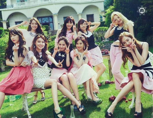 Như vậy, các fan sẽ có dịp được nhìn thấy cả 9 thành viên SNSD trong dịp kỷ niệm 10 năm debut của nhóm, nhưng chỉ là theo một cách khác thôi!