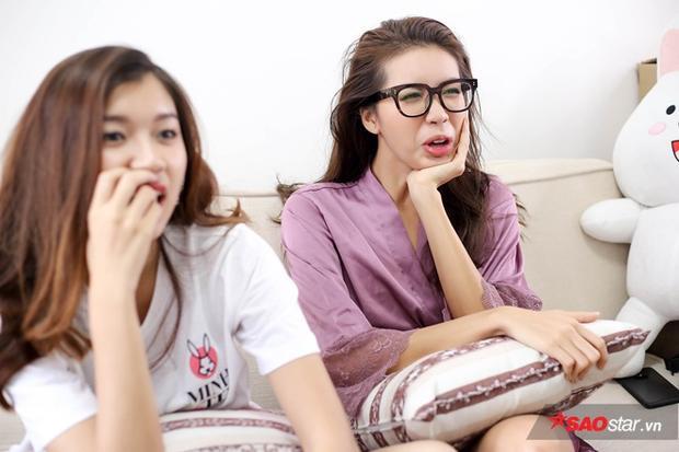 Sau màn diễn cực ngọt ở The Face, Minh Tú  Ánh Quỳnh tung ra phần tiếp theo của series Sống chung với mẹ chồng