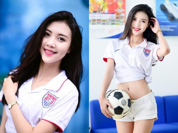 Vũ Ngọc Châm được chú ý từ một chương trình về… bóng đá của VTV.