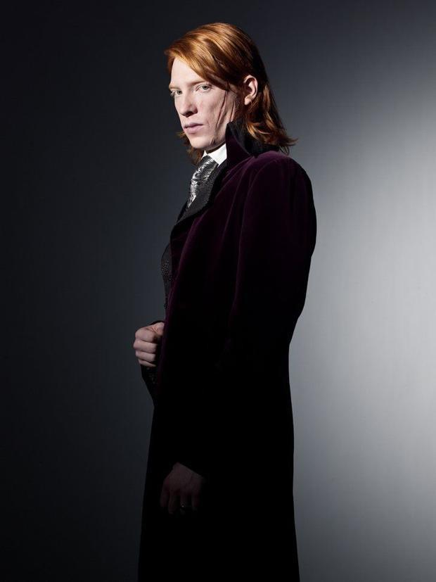 Bill Weasley năm nào…