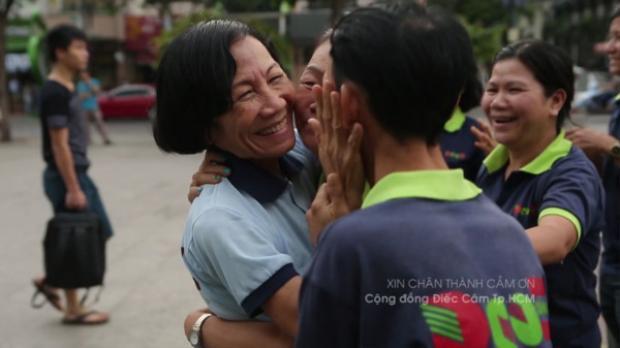 Với cô Thảo, các thành viên trong nhóm cũng như đứa con nhỏ của mình.