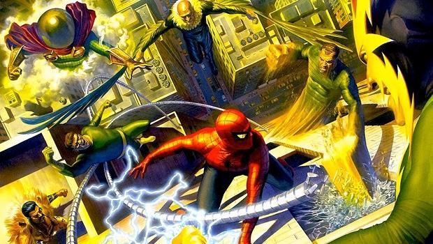 Sinister Six - Hội kín 6 ác nhân có mối thù sâu đậm với Spider-man