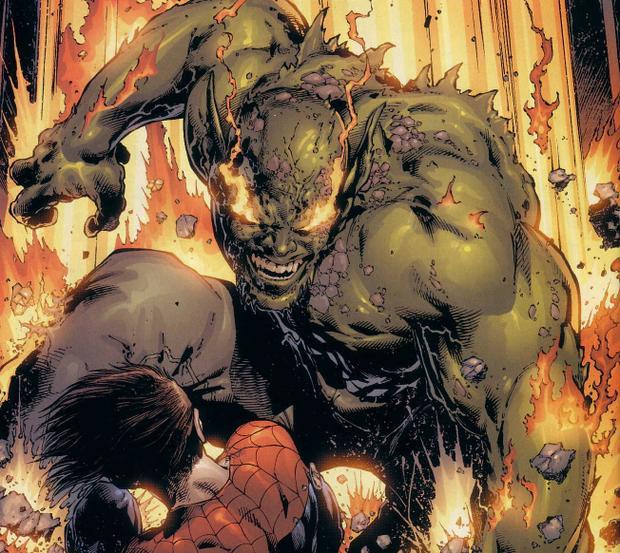 """""""Người cũ"""" Green Goblin từng xuất hiện trong phiên bản trước đây của Spider-man."""