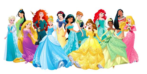 """Các nàng công chúa của Disney cũng xác nhận sẽ """"quậy"""" chung."""