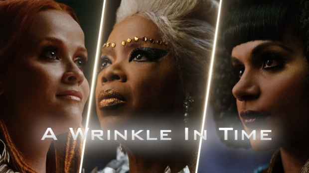 A Wrinkle In Time với sự tham gia của Oprah Winfrey, Reese Witherspoon, Chris Pine.