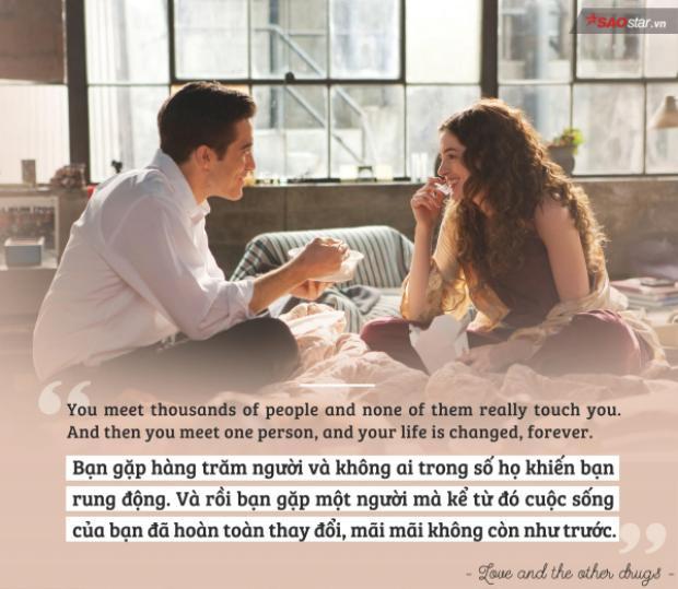 Và đó là khi bạn nhận ra mình đã gặp đúng người, cuộc đời từ nay đến mãi về sau vốn dĩ sẽ không bao giờ có thể như trước được nữa. Bạn đã thực sự xao xuyến trước tình yêu này rồi.