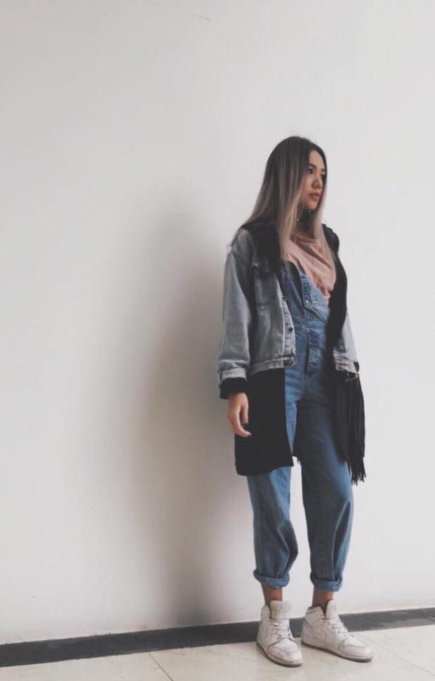 Chơi đùa với layer thì phải cực kì tinh tế nếu không sẽ biến outfit của bạn thành một mớ hỗn độn ngay lập tức đấy!