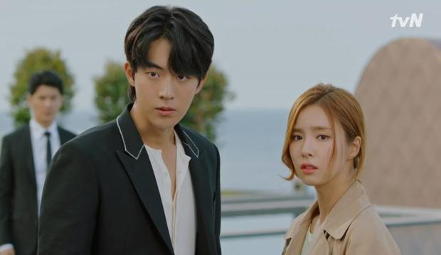 """Vẻ đẹp của nữ phụ đôi khi làm """"lu mờ"""" Shin Se Kyung."""