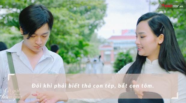 """Cho anh vài cái kẹo coi như """"món quà tinh thần"""" - Việt An thích ăn kẹo hả?"""" - Và sau đó bạn sẽ có cả thiên đường ăn vặt được trợ cấp bằng tiền chắt mót của tên từng giành giật ngày nào đấy."""