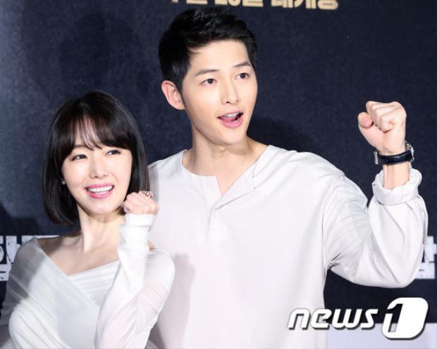 Song Joong Ki cùng So Ji Sub và Hwang Jung Min là 3 diễn viên chính của bộ phim.