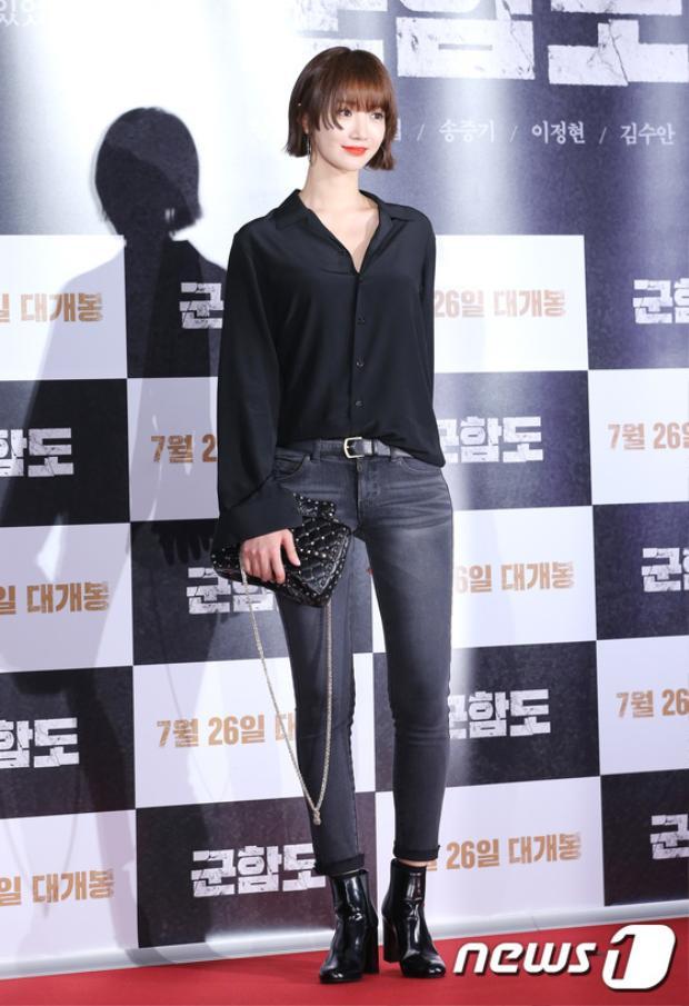 Mỹ nhân Go Jun Hee, người từng gây sốt vì nét đẹp phong cách trong She was pretty.