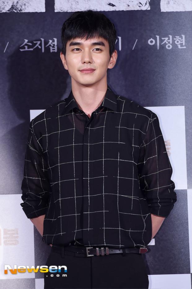 Nam diễn viên trẻ đang lên Yoo Seung Ho.