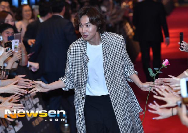 Bạn thân Song Joong Ki - Lee Kwang Soo.