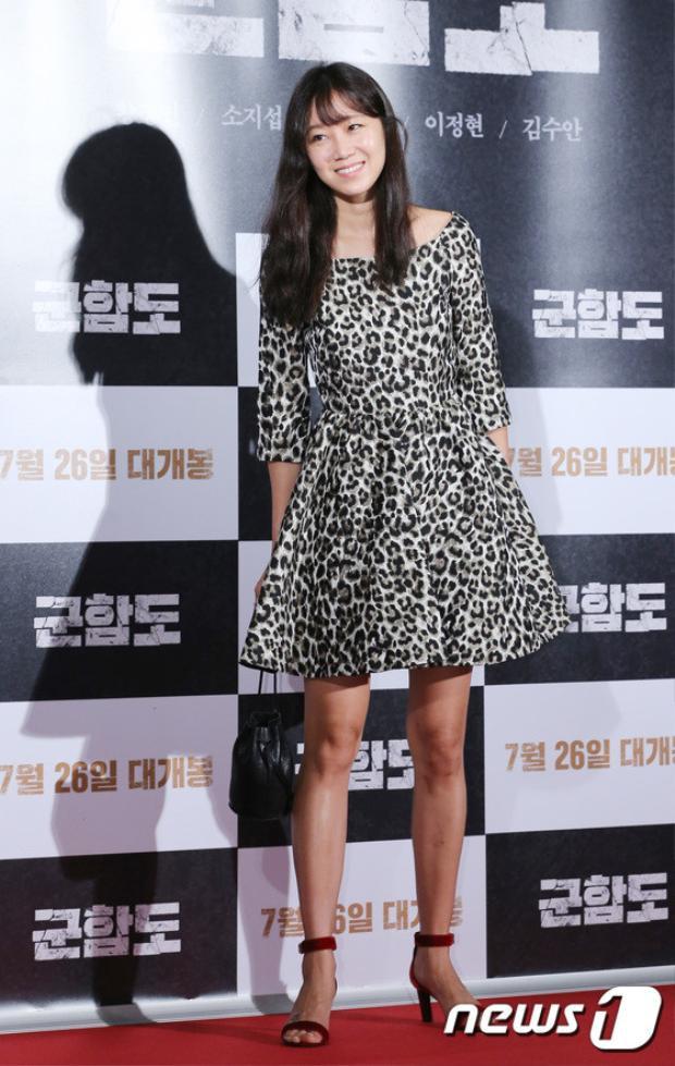 Gong Hyo Jin, gương mặt thân quen đối với khán giả khắp châu Á.