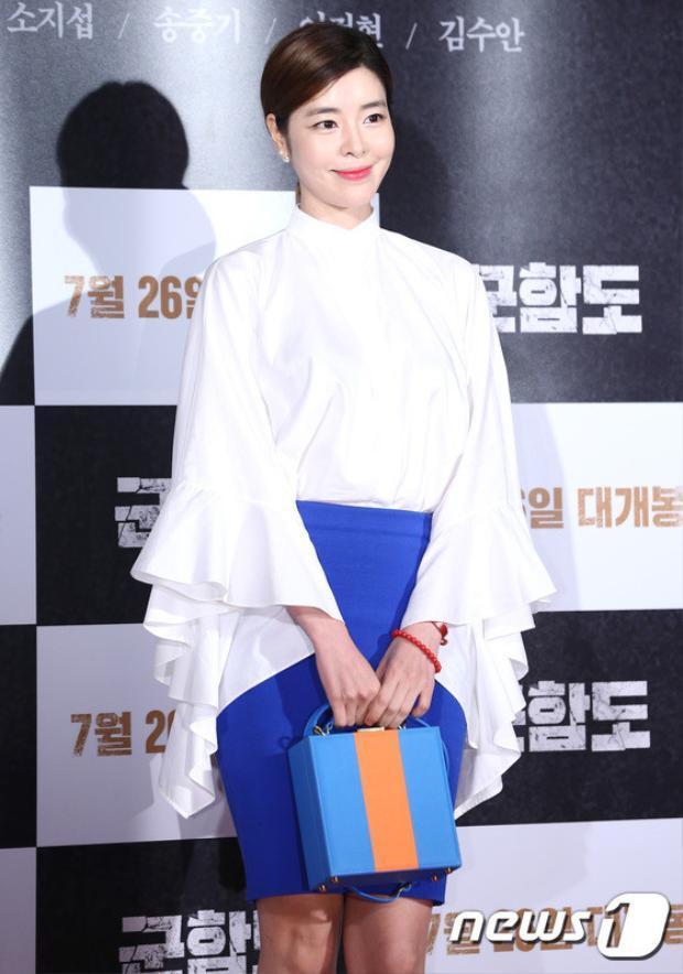 Nữ diễn viên Kim Gyu Ri, ngôi sao Giày thủy tinhnổi tiếng năm nào.
