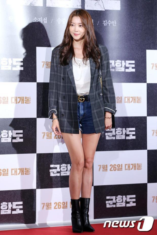Nữ diễn viên phimChịcòn sống - Oh Yoon Ah.