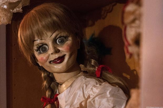 Thoạt đầu Annabelle cũng giống như bao con búp bê bình thường.