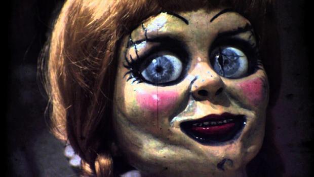 Annabelle - Con búp bê đáng sợ nhất mọi thời đại.
