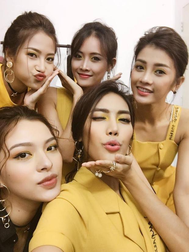 Năm mỹ nhân với năm vẻ đẹp khác nhau, bạn thấy ai ấn tượng hơn nào?