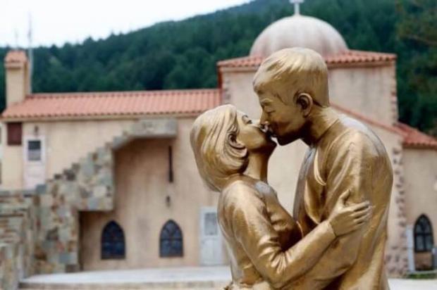 Song Joong Ki  Song Hye Kyo có thể tổ chức hôn lễ tại công viên chủ đề Hậu duệ mặt trời