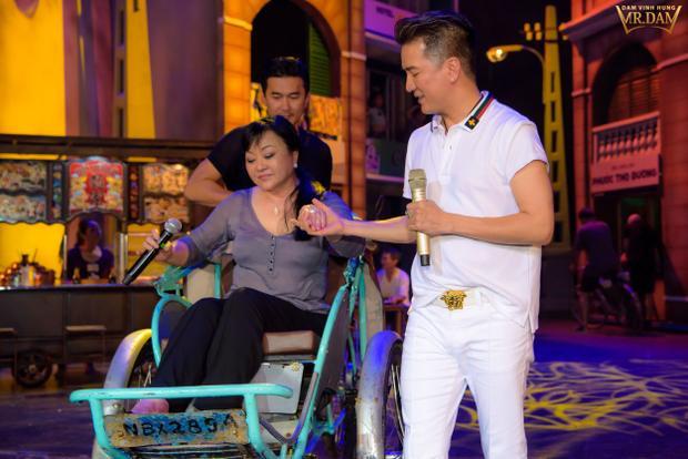 Đàm Vĩnh Hưng tự tin khẳng định Sài Gòn Bolero & Hưng sẽ mang đến một bữa tiệc âm nhạc thú vị cho người xem.