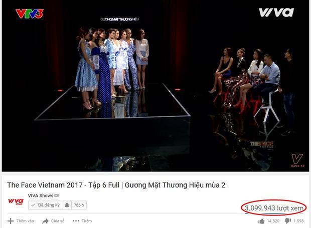 The Face, Sing My Song, Hòa âm ánh sáng đồng loạt được đề cử tại giải thưởng Ấn tượng VTV 2017