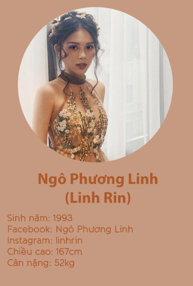 Chẳng cần váy áo lộng lẫy, Linh Rin vẫn chứng minh gout thời trang tinh tế