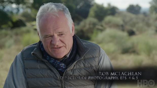 McLachlan là người đứng sau những hình ảnh mãn nhãn của Game of Thrones