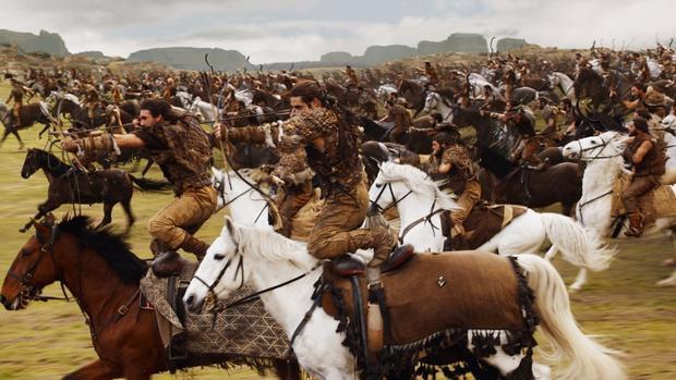Đội quân Dothraki.