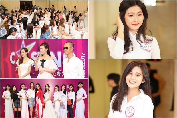 Vòng casting cuối cùng tại Sài Gòn kết thúc khép lại sẽ chọn ra được 100 ứng cử viên xuất sắc nhất cho vòng 2.
