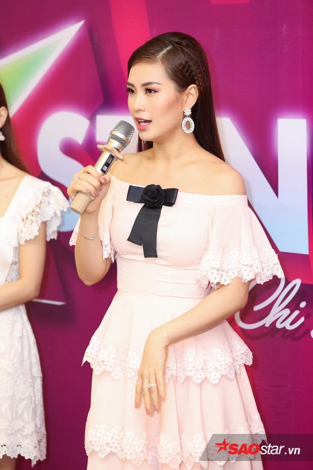 Á hậu Diễm Trang xinh đẹp là một nghệ sĩ tài năng từng bước ra từ cuộc thi Miss Teen chính là hình tượng cho nhiều bạn trẻ năm nay.