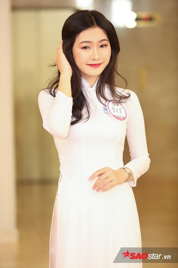 Minh Anh từng đạt 12 năm liền học sinh giỏi, top 30 cuộc thi người mẫu ảnh do báo 2! tổ chức , top 60 cuộc thi Miss Áo Dài 2016…