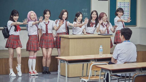 Sự trở lại hồn nhiên của 8 cô gái SNSD.