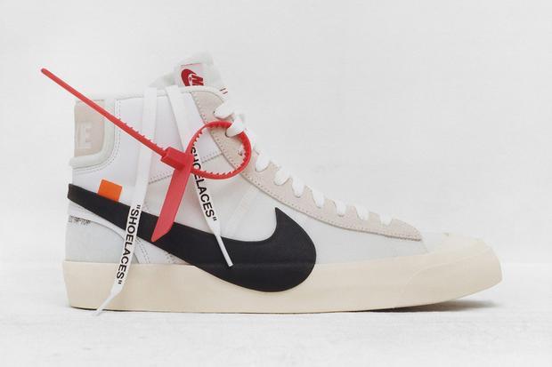 Nike Blazer Mid.