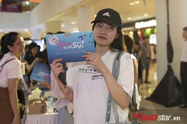Lý Phương Châu - vợ cũ của Lâm Vinh Hải - cũng đến chúc mừng đoàn phim.