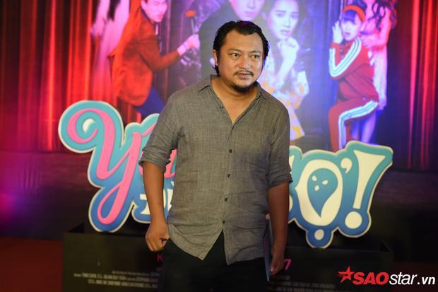 Đạo diễn Phan Gia Nhật Linh của phim Cô gái đến từ hôm qua.