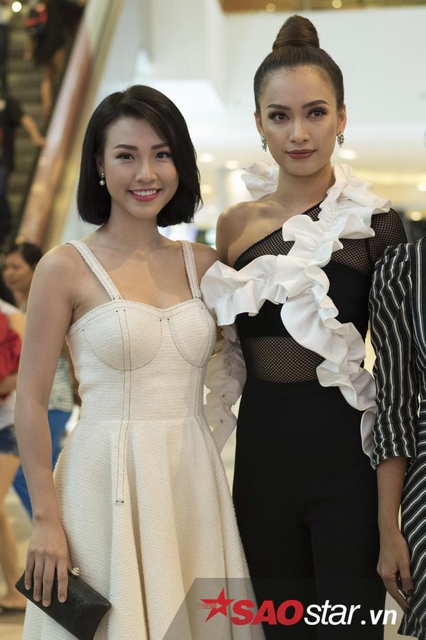 Hoàng Oanh và Phan Lê Ái Phương.